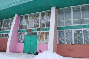 Фасад Краснопоселковского СДК